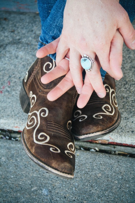 boots ring front